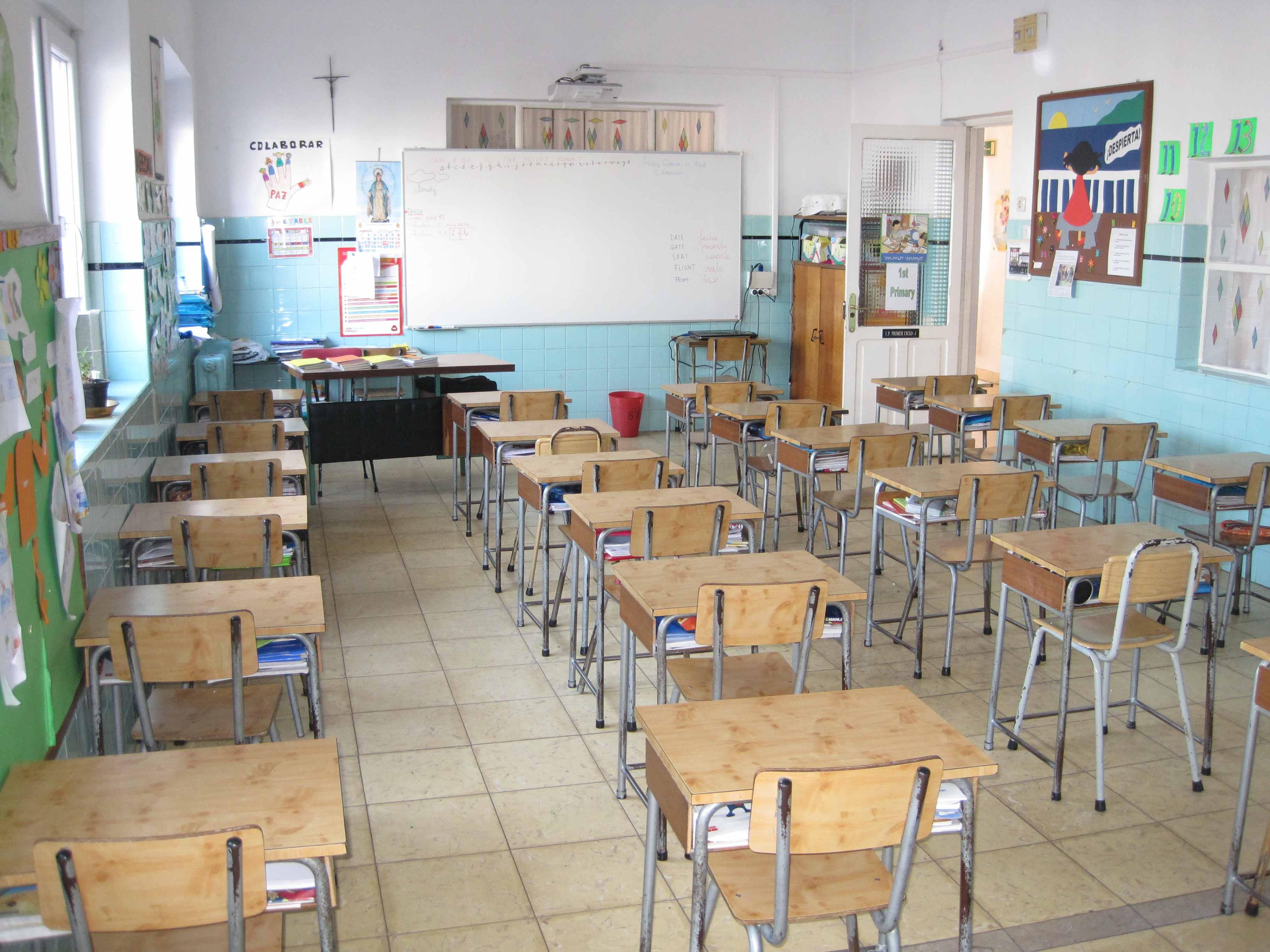 Colegios en Polanco Torrelavega Colegio la MIlagrosa1º E.PRIMARIA