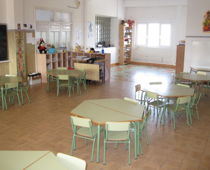 Colegios en Polanco Torrelavega Colegio la MIlagrosa 2º E. INFANTIL