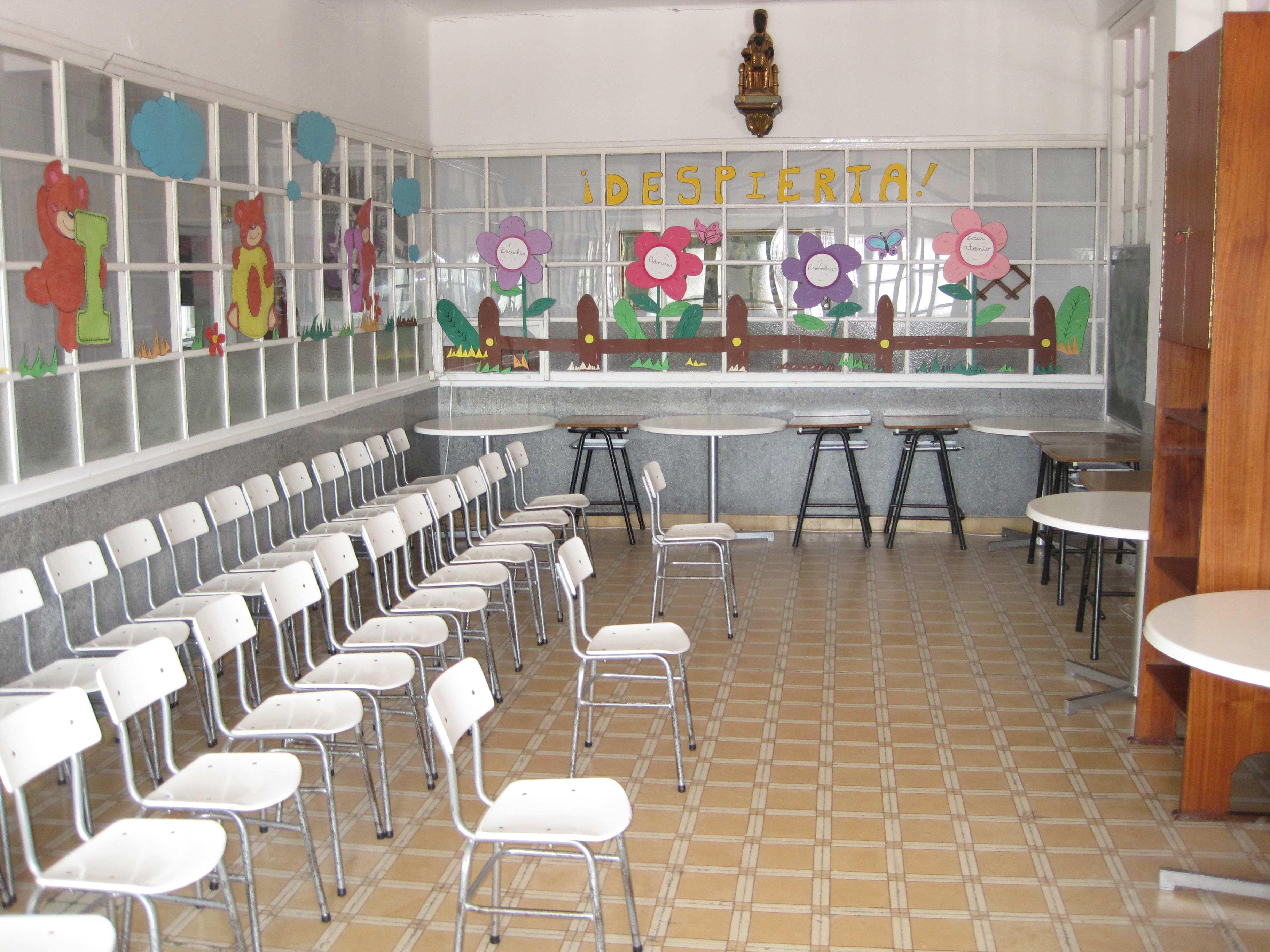 Colegios en Polanco Torrelavega Colegio la MIlagrosaAULA APOYO