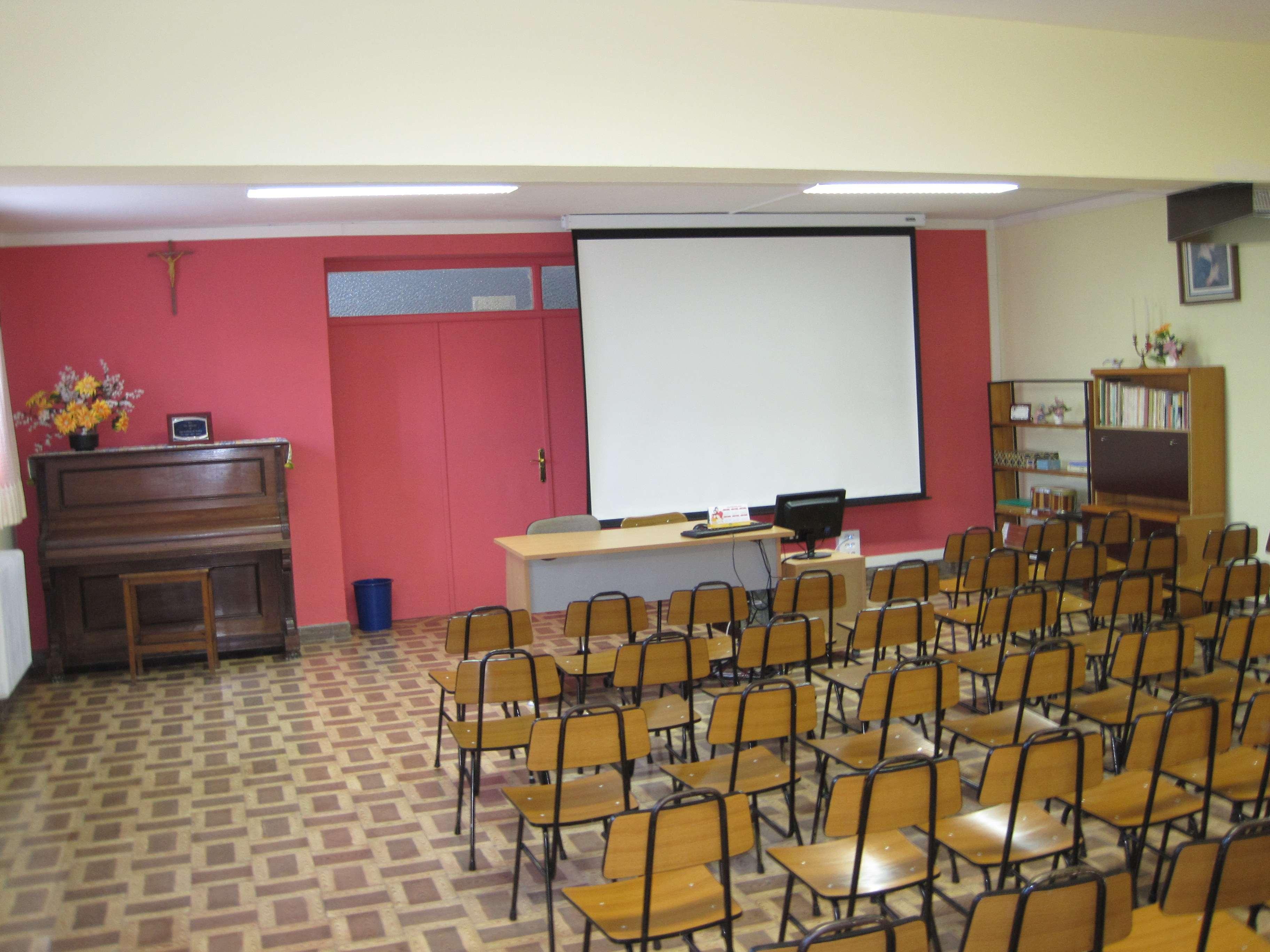 Colegios en Polanco Torrelavega Colegio la MIlagrosa AULA MÚSICA