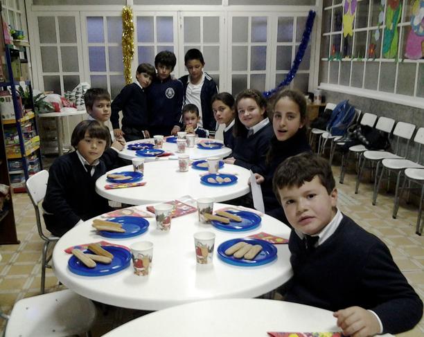 colegios con comedor en Torrelavega Polanco  Colegio la MIlagrosa