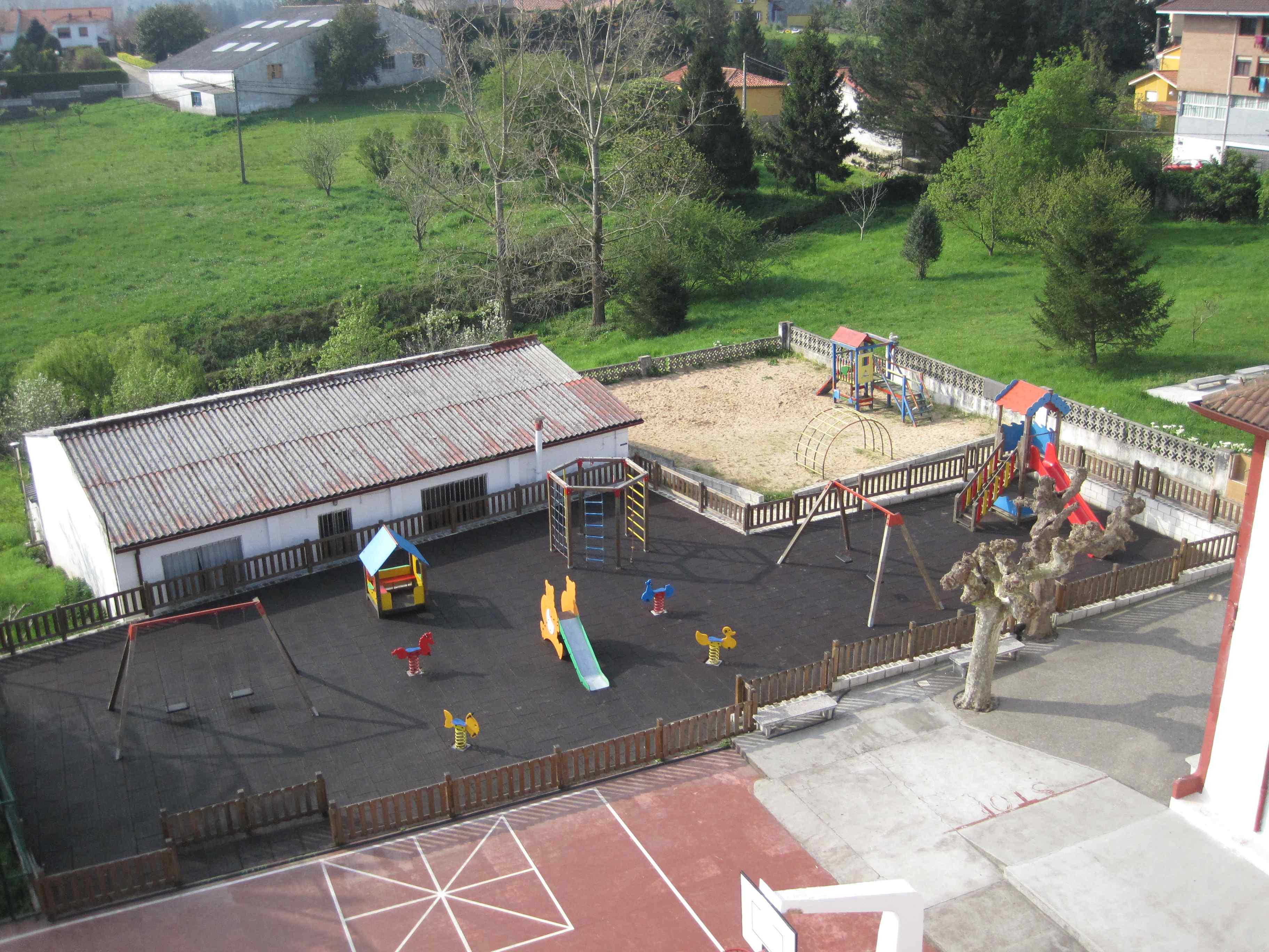 Colegios en Polanco Torrelavega Colegio la MIlagrosa instalaciones