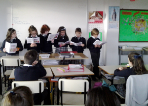 Colegio la Milagrosa Polanco