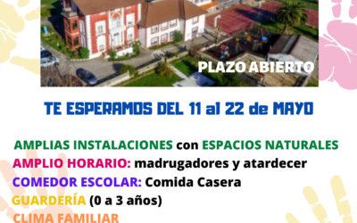 Escolarización 2020-2021