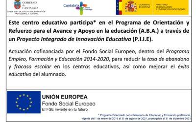 Proyecto Integrado de Innovación Educativa (PIIE) Radio 8 La Milagrosa