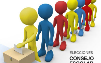 Elecciones al consejo escolar 2018