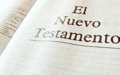 Nuevo Testamento, por los alumnos de 6º de primaria.
