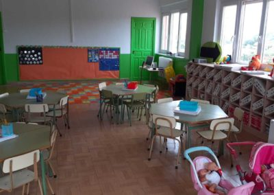 5 años-2, colegio la milagrosa polanco