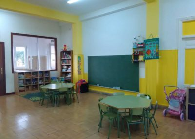 EI 3 AÑOS colegio la milagrosa polanco