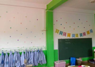 infantil 5 años la milagrosa polanco