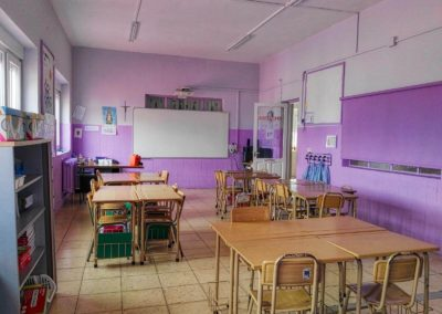 primero primaria 2, colegio la milagrosa polanco