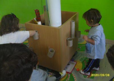 Aula de 2 años, Colegio la Milagrosa