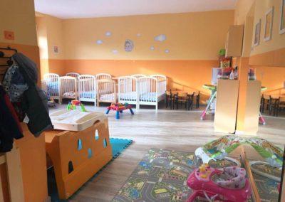 Aula de 2 años, Colegio la Milagrosa, Polanco